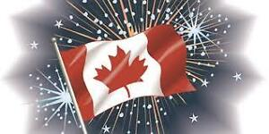 Light up the sky this Canada Day with....