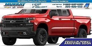 2019 Chevrolet Silverado 1500 LT Trailboss 4WD
