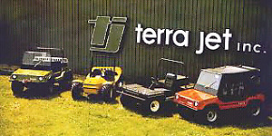 Wanted terra jet project does not matter the condition