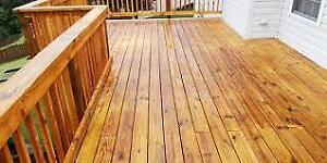Custom Fences and Decks
