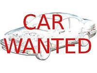 WANTED!!!! Automatic Jazz/Civic, Polo, Yaris, Fiesta or Focus Car