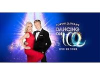 Dancing On Ice Live UK Tour @ Wembley Arena Saturday 24th March 1.30pm 4 tickets @ £50 each