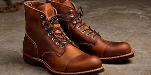 I'm looking for Red Wing boots size 12D