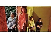 Arctic Monkey x 2 Tickets MEN Arena Friday 7th September