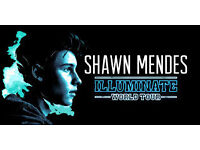 3 SHAWN MENDES TICKETS GLASGOW! FLOOR SEATING, BLOCK 002!