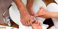 Men's~ Manicure, Pedicure Foot Spa! Book Now!