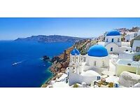 Greek language lessons- all ages, all levels. Qualified and experienced Greek teacher