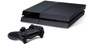 PS4 with 5.05 firmware.