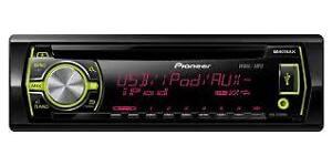 Pioneer DEH-X3500ui Car Stereo