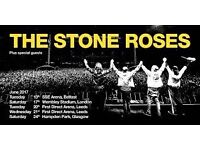 6 x Stone Roses Tickets for Wembley on Saturday 17th June