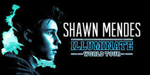 Shawn Mendes  August 14, 2017 Montreal Bell Center