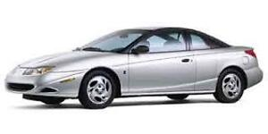 2001 Saturn SC1 Coupe (3 door) only $81000 Km $1200
