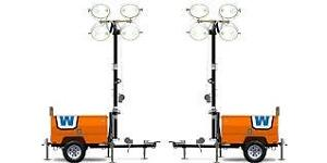NEW WANCO LIGHT TOWERS FOR SALE !