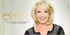 2 x tickets for Elaine Paige's sold out show at His Majesty's Theatre, Fri 27th October
