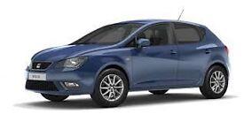Seat Ibiza 1.0 SOL (blue) 2017