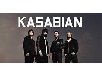 4 x Kasabian Tickets Birmingham Arena
