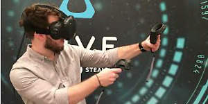 wanna play HTC vive in Charlottetown? Here we go