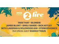 2 Radio 2 live tickets