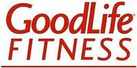 Goodlife membership 6 months left, cheap