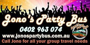Sydney's best party bus 14-50 seaters Gosforth Maitland Area Preview