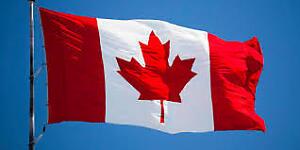 Drapeau  CANADA  Flag