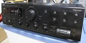 JVC HOME THEATER RECEIVER
