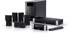 bose lifestyle v20 home theater music system
