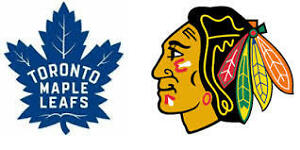 Maple Leafs vs Chicago Blackhawks...Sat March 18th!...2 Tickets!