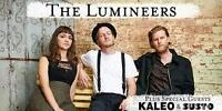 2 Lumineers and Kaleo Tickets for sale Sec 102 Row 21
