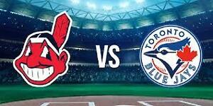 Toronto Blue Jays Vs Cleveland Indians May 10 2017