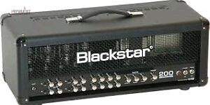 Blackstar serie one 200w head