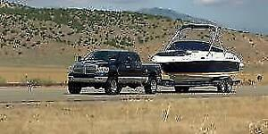 Get Your Boat Towed Local & Long Distance