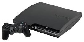 WANTED FAULTY PLAYSTATION 3 SONY