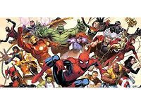 Comics Wanted - Marvel , DC , Old and New