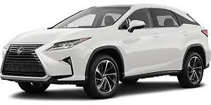 2019 White  Lexus Rx for SALE ! Need money for University