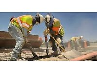 Groundworkers