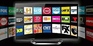 Android box. Brand New. Watch all you want for free!
