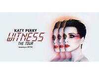 KATY PERRY STANDING TICKETS(Glasgow)*have 3, can be bought separately*