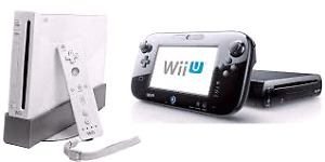 Wii and Wii U REPAIR **SALE**