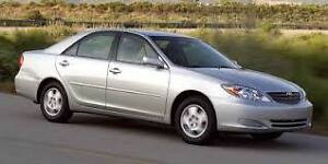 Low km 2005 Camry automatic