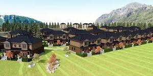 2 BDRM Bighorn Meadows Resort,BC
