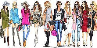 * Fashion World *