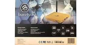 IPTV BOX MAG 322, BUZZ TV BOX