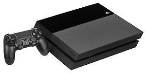 PS4 Console (needs HDMI replaced) with 1 controller & 3 games