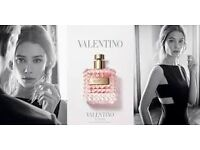 VALENTINO 'DONNA' EAU DE PARFUM FOR LADIES,100ML,NEW/GIFT BOXED,LOVELY **COLLECTION OR DELIVERY**