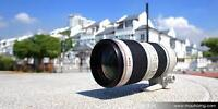 **NEW**CANON LENS EF 100-400mm F/4.5-5.6L IS USM+1YEAR WARRANTY