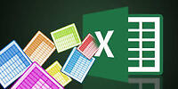 EXCEL → Cours / Formation / informatique - Training / Courses