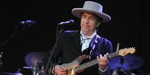 Bob Dylan, July 19th Section 117 Row 2