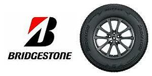 BridgeStone Tires P255/70R18  M+S - Awesome Deal $120 ea/ch