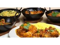 WANTED! CHEF FOR BENGALI INDIAN CURRY BALTI FOOD RESTAURANT IN NORTHFIELD BIRMINGHAM IMMEDIATE START
